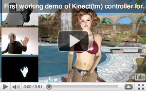 Demo-thrixxx-kinect